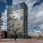 Q0 hotel in Amsterdam, van architect Paul de Ruiter