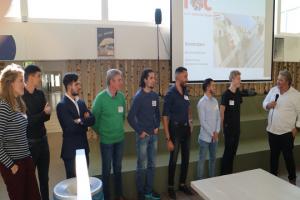 Video, Ruud stelt team Amsterdam voor