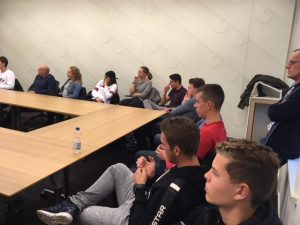 Friesland College kick off 30 okt 2018