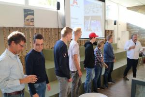 Ruud stelt Team Groningen voor 1