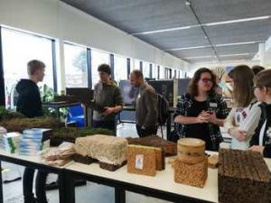 Het EarthKweek experimenteerlab -is erg inspirerend voor studenten en docenten