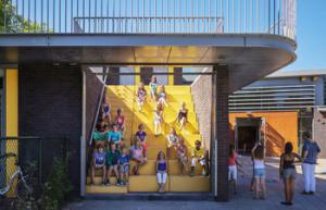 DeMeeuw ontwerp De Plataan Kindcentrum Oirschot