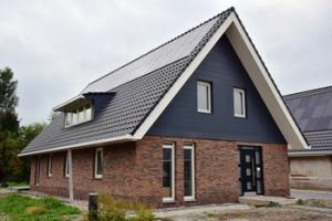 Prefab hennep huis Groningen