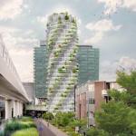 natuurinclusief ontwerp DP6 Delft voor ontwerp in Den Haag