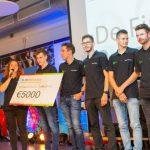 SLIMCirculair team Scalda Vlissingen met de hoofdprijs