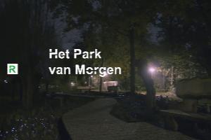 Natuurinclusief ontwerpen - Lichtgevende planten verlichten Rotterdams park