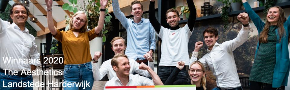 SMARTCirculair winnaars 2020, 'The Aesthetics', Harderwijk slider