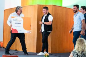 Rijn IJssel studententeam 'Circulair Delven' wint SMARTCirculair triller 2021